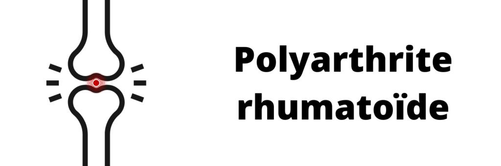 Bannière Polyarthrite Rhumatoïde