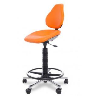 Semi-sitting, poste de travail ergonomique en hauteur