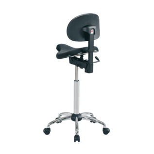 Chaise selle assis debout Support 4501 dos