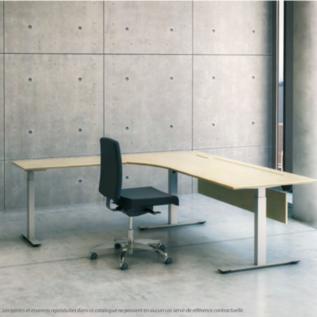 Table avec angle