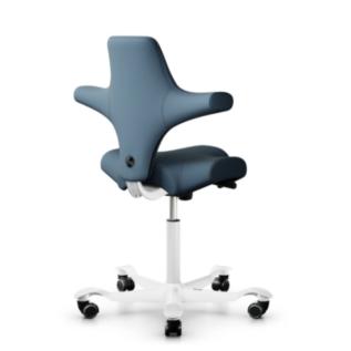 Chaise assis debout ergonomique Hag Capisco bleu