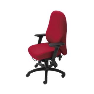 chaise ergonomique Soma Rouge