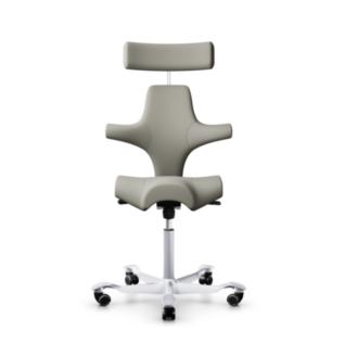 Chaise ergonomique Hag Capisco Gris Beige