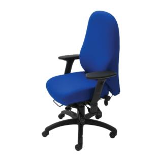 Chaise ergonomique Soma Bleu