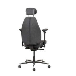 Chaise ergonomique THX Dos