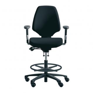 Chaise haute avec dossier ergonomique Activ 220 Flokk