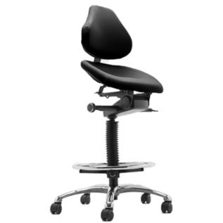 La chaise haute ergonomique SEMI-SITTING