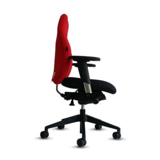 Siège ergonomique Spinal 500 Rouge & Noir