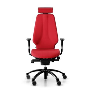 Chaise Ergonomique EQUI RH Logic 400 Rouge