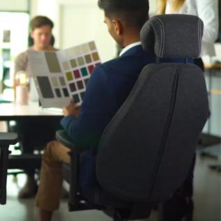 chaise ergonomique THX Bureau