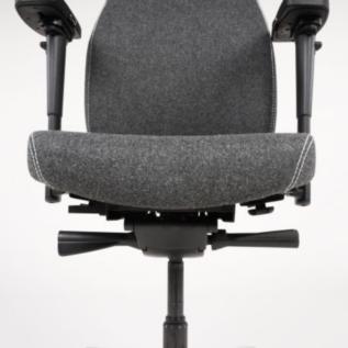 Chaise ergonomique à sangles THX Réglages