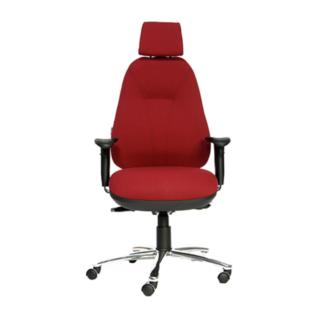 Chaise ergonomique Spinal 500 Rouge