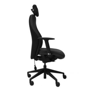 Siège ergonomique noir Lumbar 200 soutien lombaire