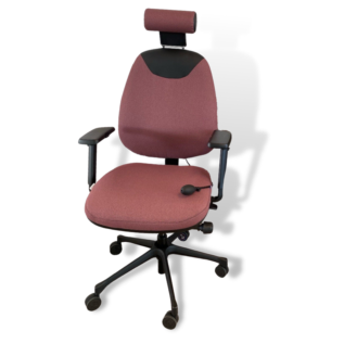 Chaise ergonomique Solace 9020 V1 Rose