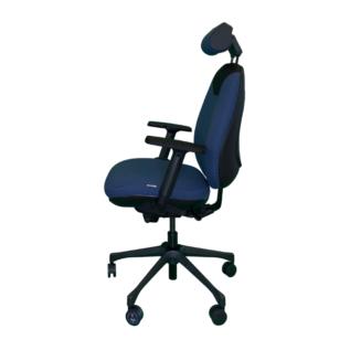 Chaise ergonomique Solace 9020 V1 Bleu