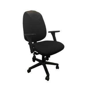 Chaise ergonomique Solace 9020 V4 Noir