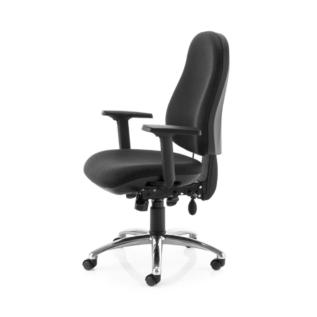 Chaise ergonomique E3.2 Standard Noir morphologie
