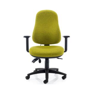 Chaise ergonomique E3.2 Standard Vert Gamme modulable