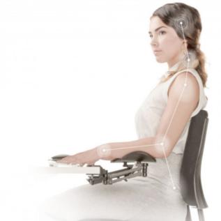 Support avant-bras articulé ergonomique Ergorest
