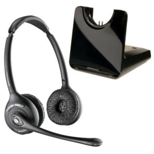 Le micro-casque Plantronics CS520 sans fil