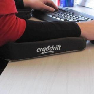 Support bras Hergodrift sur bureau