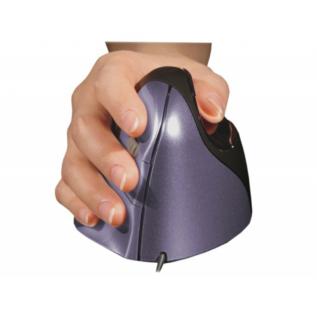 Souris verticale ergonomique Evo 4 violette
