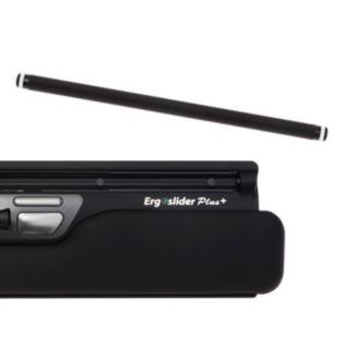 Souris centrale ergonomique Ergo Slider Plus Roll Bar