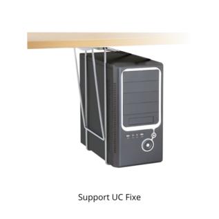 Support UC tour centrale ordinateur fixe