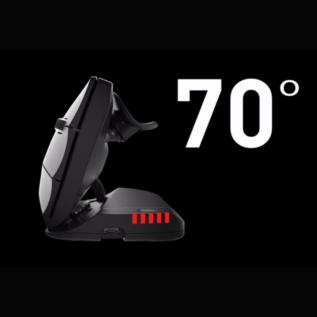 Souris ergonomique Unimouse 70° contour
