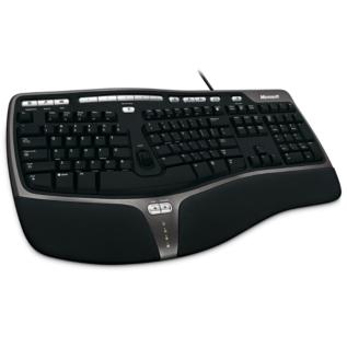 Clavier Natural Ergonomic 4000 Microsoft