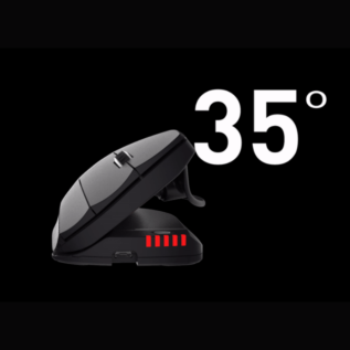 Souris ergonomique Unimouse 35° contour