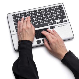 Souris centrale ergonomique Mousestrapper Alpha & utilisation
