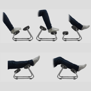 Repose pieds & jambes Relax Feet ergonomique