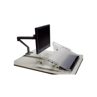 Porte documents & Pupitre ergonomique Go Slide