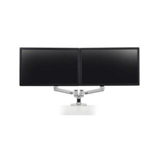 Bras support écran LX Double ergonomique panoramique