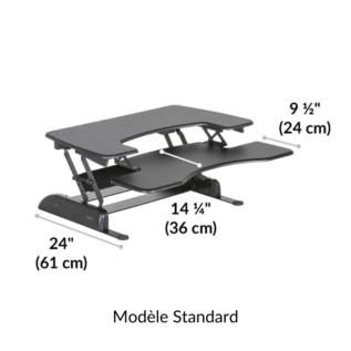 Support Standard Varidesk Pro Plus 36