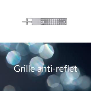 Lampe Intens Fluo flexible avec grille anti reflet