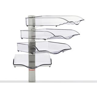 Support Bac / Banettes de Rangement 360°
