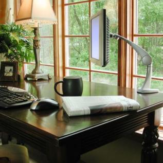 Bras support écran NeoFlex ergonomique bureau