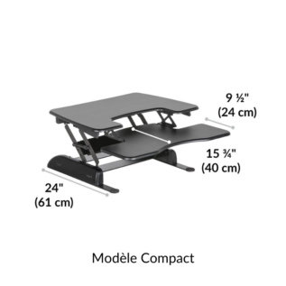 Support Compact Varidesk Pro Plus 30