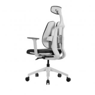 Siège D2R ergonomique, soutien dos et enveloppant