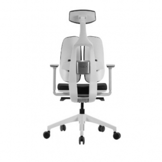 La chaise ergonomique D2R Synchro dossier confort, souplesse & Dynamisme