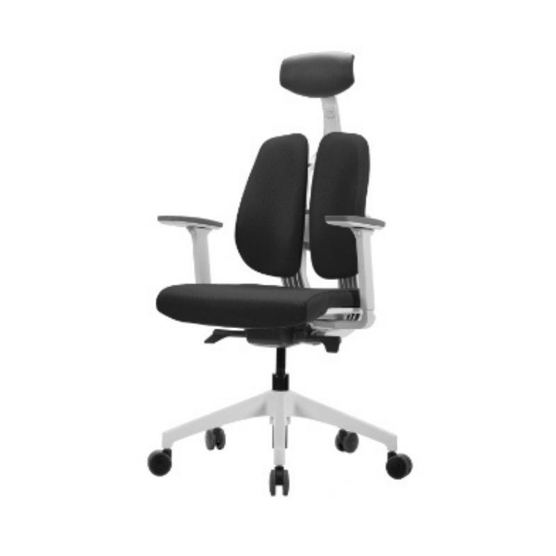 Le siège ergonomique D2R Synchro 2 dossiers