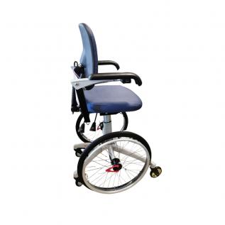 Chaise roulante réglable en hauteur Tripple Wheels