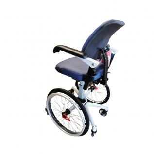 Siège roulant pour bureau en hauteur Tripple Wheels