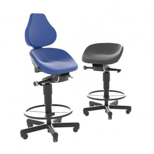 Siège assis-debout eco-responsable Semisitting Integral