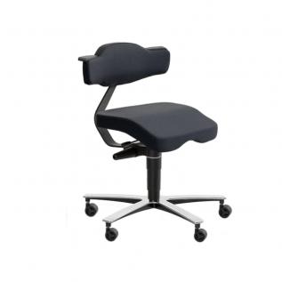 Chaise de bureau ergonomique SOLO 3760