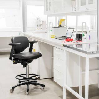 RH Activ 200 Cleanroom Flokk pour salle blanche propre