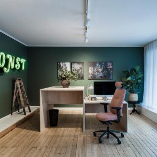 Siège ergonomique confort développer et freelance Equi Logic 220