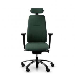 Siège ergonomique de bureau confort grand dossier Equi Logic 220